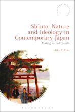 Shinto, Nature and Ideology in Contemporary Japan cover