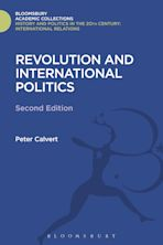 Revolution and International Politics cover