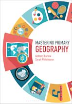 Mastering Primary Geography cover
