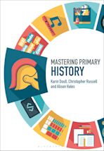 Mastering Primary History cover