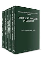 The Global History of Work cover