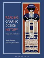 Reading Graphic Design History cover