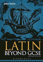 Latin Beyond GCSE cover