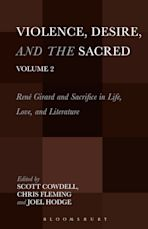 Violence, Desire, and the Sacred, Volume 2 cover