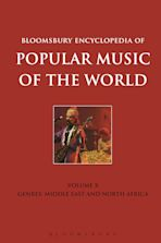 Bloomsbury Encyclopedia of Popular Music of the World, Volume 10 cover