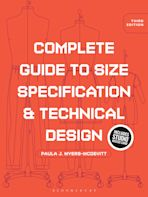 Complete Guide to Size Specification and Technical Design cover