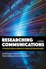 Researching Communications cover