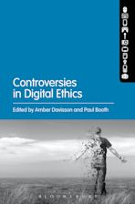 Controversies in Digital Ethics cover
