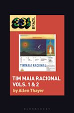 Tim Maia's Tim Maia Racional Vols. 1 & 2 cover