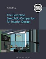 The Complete SketchUp Companion for Interior Design cover