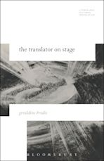 The Translator on Stage cover