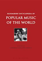 Bloomsbury Encyclopedia of Popular Music of the World, Volume 3 cover