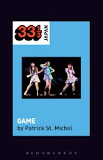 Perfume's GAME cover