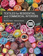 Textiles for Residential and Commercial Interiors cover
