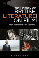 The History of British Literature on Film, 1895-2015 cover