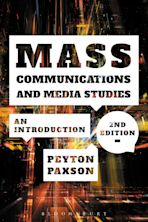Mass Communications and Media Studies cover