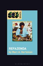 Gilberto Gil's Refazenda cover