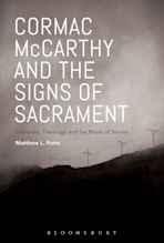 Cormac McCarthy and the Signs of Sacrament cover