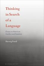 Thinking in Search of a Language cover