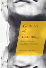Gestures of Testimony cover