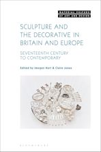 Sculpture and the Decorative in Britain and Europe cover