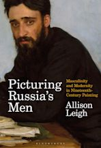 Picturing Russia's Men cover
