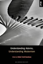 Understanding Adorno, Understanding Modernism cover