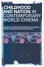 Childhood and Nation in Contemporary World Cinema cover
