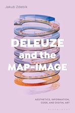 Deleuze and the Map-Image cover