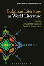 Bulgarian Literature as World Literature cover