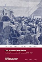 Old Masters Worldwide cover