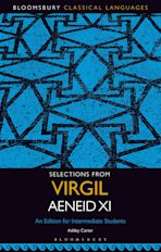 Selections from Virgil Aeneid XI cover