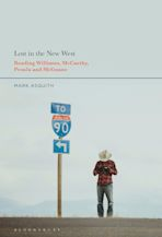 Lost in the New West cover