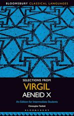 Selections from Virgil Aeneid X cover