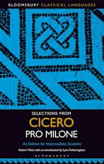 Selections from Cicero Pro Milone cover