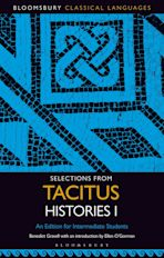 Selections from Tacitus Histories I cover