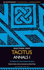Selections from Tacitus Annals I cover