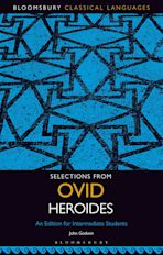 Selections from Ovid Heroides cover
