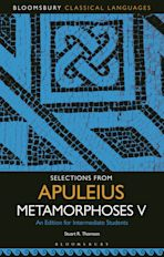 Selections from Apuleius Metamorphoses V cover