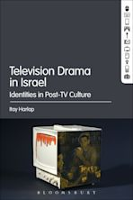 Television Drama in Israel cover