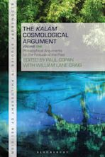 The Kalam Cosmological Argument, Volume 1 cover