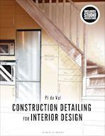 Construction Detailing for Interior Design cover