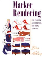 Marker Rendering for Fashion, Accessories, and Home Fashion cover