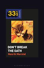 Mercyful Fate's Don't Break the Oath cover