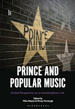 Prince and Popular Music cover