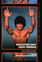 Exploiting East Asian Cinemas cover