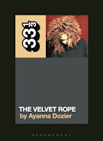 Janet Jackson's The Velvet Rope cover