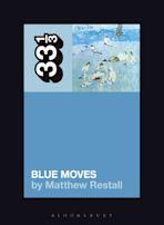 Elton John's Blue Moves cover