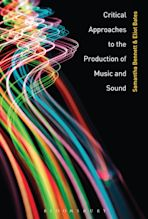 Critical Approaches to the Production of Music and Sound cover