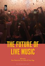 The Future of Live Music cover